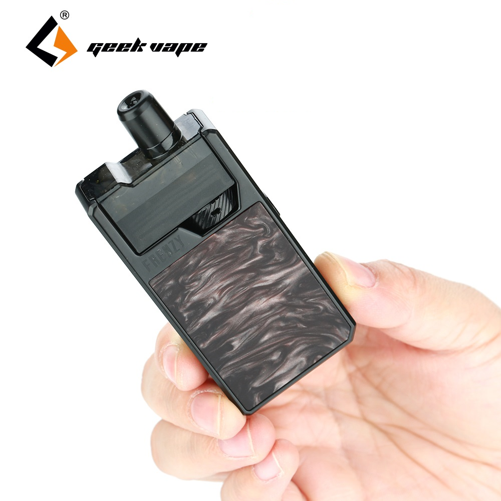 Original GeekVape Frenzy Pod Kit W/ 950mAh Built-in Battery & AS Micro Chipset E-cig Vape Kit VS Drag 2/ Shogun
