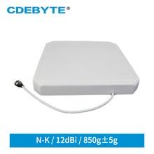 868MHz 915MHz 12dBi interfaz de N K de alta ganancia 50W Wifi antena Exterior direccional aérea