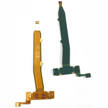 цена на For Lenovo Vibe K5 A6020 A7010 Mic Microphone Connector Flex Cable Repair Parts