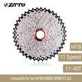 ZTTO горный велосипед MTB 11 скоростей кассета 11 S 40T запчасти для велосипеда Cassete Звездочка свободного хода Cdg для M7000 M8000 M9000 XT SLX 531g