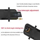 10'' Original Lenovo Streaming Media Car DVR Rear View Mirror With 16GB TF Card Dash Cam HD IPS Touch Screen Night Vision Camera - 4