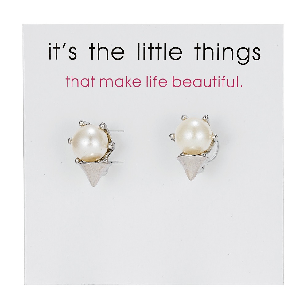 12 Pairs/set Stud Earrings Set With Card Transparent Zircon Balls Love Flowers Earrings Women Imulated Pearl Earrings Jewelry 132