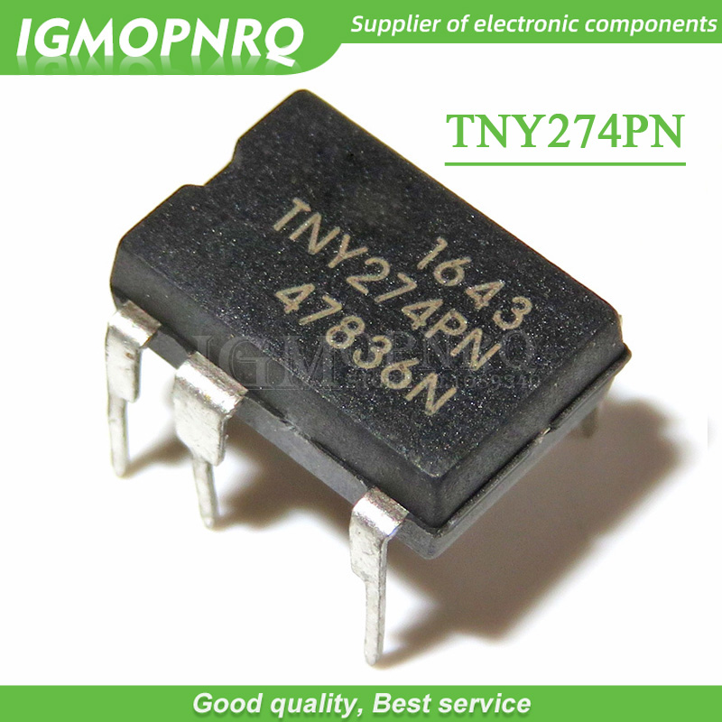 10PCS <font><b>TNY274PN</b></font> TNY274P TNY274 DIP7 CHIP IC Integration New Original image