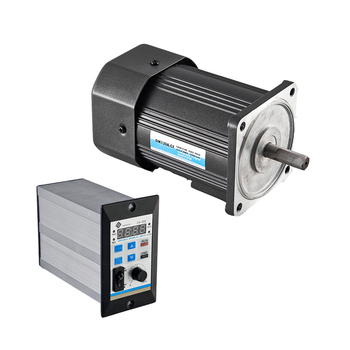 induction three phase 380v 120w ac motor with speed controller
