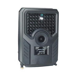 Trail Game Camera, Pr200B Hd 1080P Waterproof Hunting Camera,Multifunctional Trapping Cam Thermal Wildlife Camera