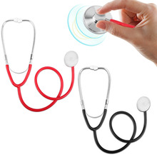 Portable Stethoscope Doctor Professional Phonendoscope Cardiology Medical Equipment Medical Device Vet Nurse Health Care