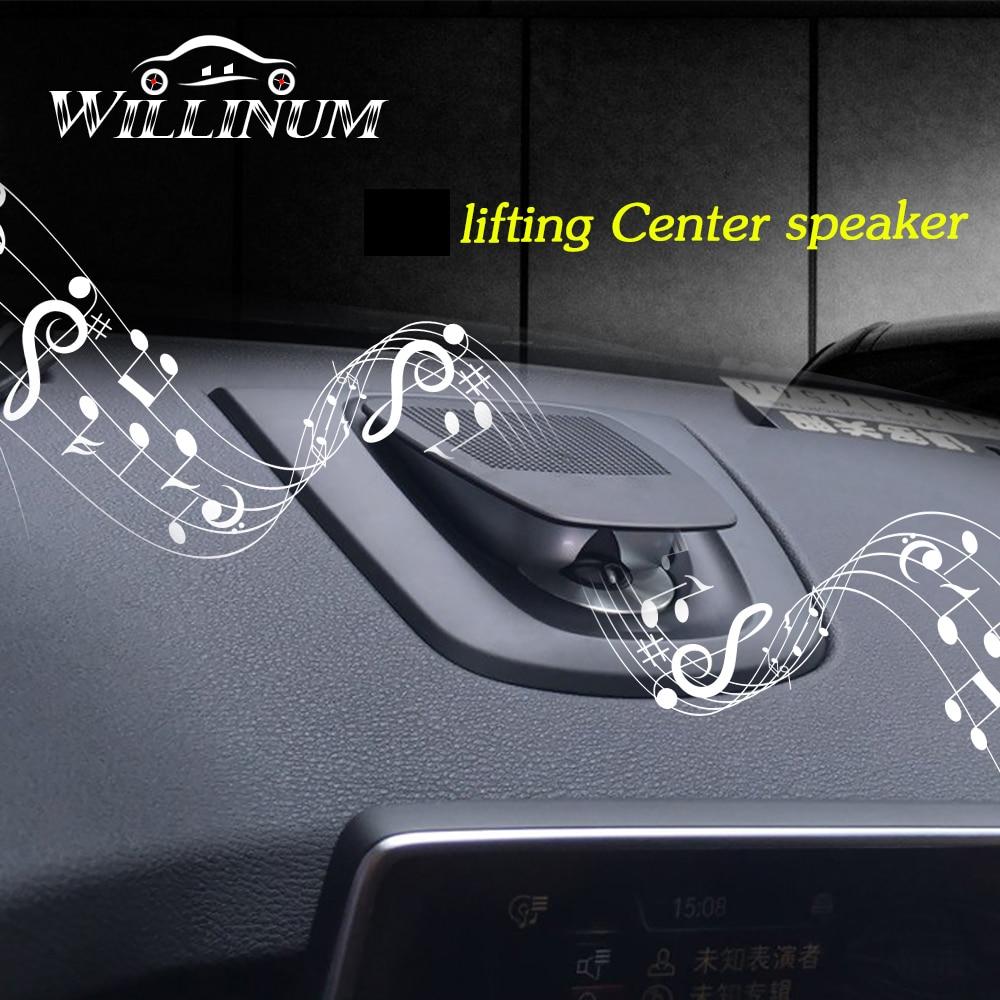 Car center speaker for BMW X5 X6 F15 F16 auto dashboard console audio lifting loudspeaker tweeter music player horn dash speakerMulti-tone & Claxon Horns   -