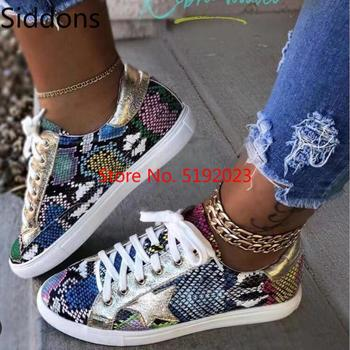women flats sneakers vintage shoes woman chaussures femme sapato platform Casual zapatos de mujer moccasins women shoes 191101 lucyever spring autumn platform slip on women graffiti casual shoes mixed colors flats comfortable chaussure femme zapatos mujer