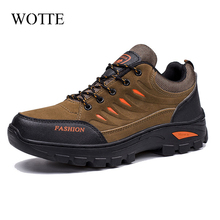 Sneakers Footwear Hiking-Shoes Non-Slip Outdoor Walking Mans Fashion New Comfortable