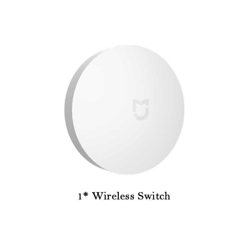 Xiaomi Mijia zestawy smart home Gateway człowieka okno nadwozia czujnik drzwi bezprzewodowy przełącznik Mini gniazdo Zigbee czujnik temperatury i wilgotności
