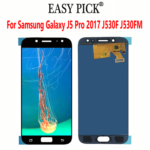 For Samsung Galaxy J5 Pro 2017 J530 J530F J530FM J530G J530Y in Mobile Phone LCDs Screens Display Touch Digitizer Assembly Pakistan