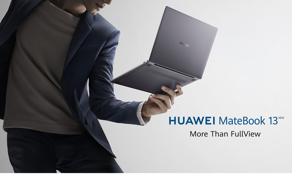 Original HUAWEI MateBook 13 2020 Laptop 13 inch 7nm Process AMD Ryzen R5-4600H/R7-4800H 16GB DDR4 512GB SSD Windows 10 Pro