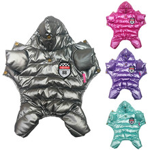 Cat Dog-Jumpsuit Clothing Puppy-Coat Yorkies Small-Dogs Chihuahua Fashion Winter