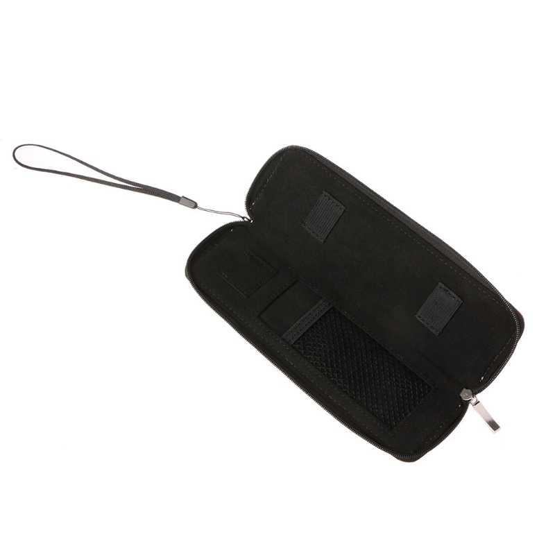 حافظة جلدية ستايلس حامل قلم حقيبة التخزين تحمل الحقيبة لباد برو أبل قلم رصاص