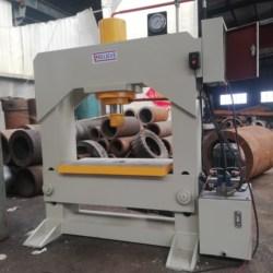 YJL-100D elektryczna prasa hydrauliczna sklep maszynowy