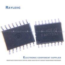 5PCS~50PCS NEW Original FAN7392MX SOP 16 FAN7392M FAN7392 SOP16 High side and low side gate drive IC In Stock