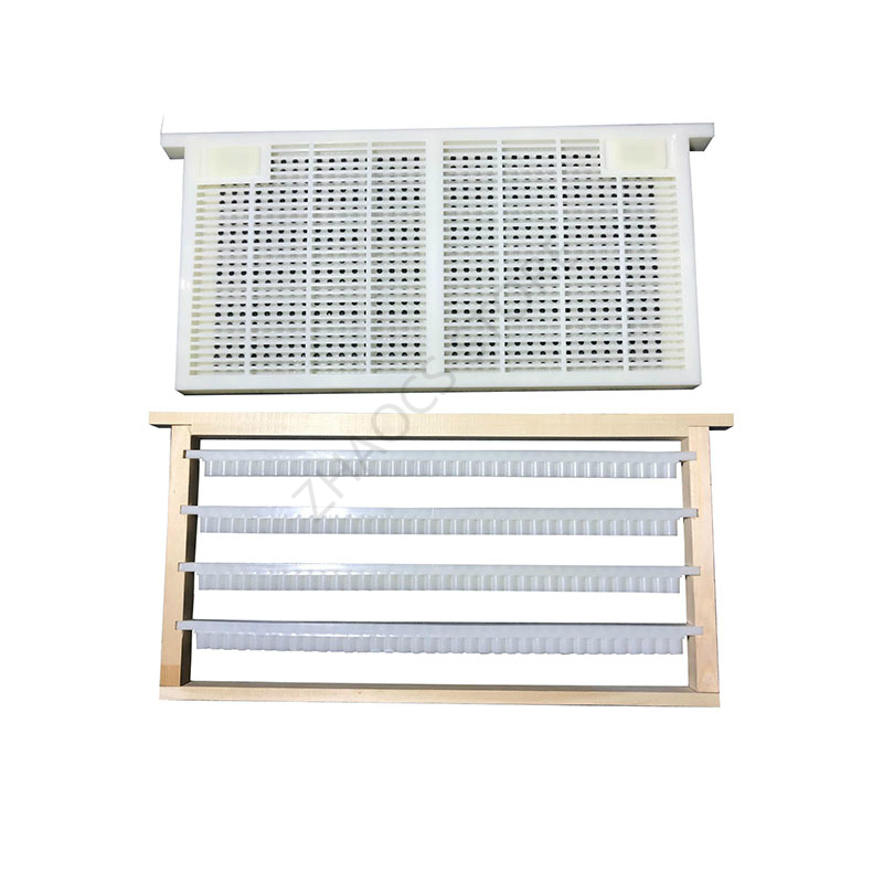 1 Kit Queen Rearing System And Royal Jelly Producing For Apis Mellifera No Need Shift Migratory Bee Larvae Beekeeping Tools