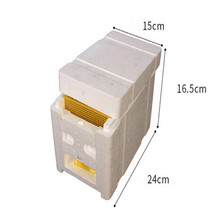 foam mating bee hive box beehive bees flow hive honey comb free shipping