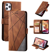 For iPhone SE 2020 Leather Flip Case for iPhone 11 Pro XS Max Wallet Magnetic Cover for iPhone 8 7 6S 6 Plus XR X Phone Cases flip case for iphone 7 case wallet multi cards 360 full protect classic pu leather bags for iphone 5s se 6s 7 8 plus x xr xs max