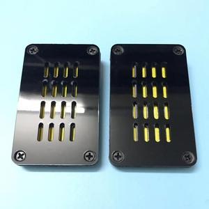 Image 2 - 2 ピース/ロットハイパワーハイファイアンプdefniitionスピーカーリボンツイーターamtトランスアルミフロントパネル
