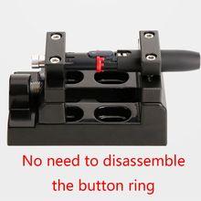 Métal Durable légèrement démontage outil de remplacement pour IQOS boîtier extérieur bouton anneau réparation accessoires Kit