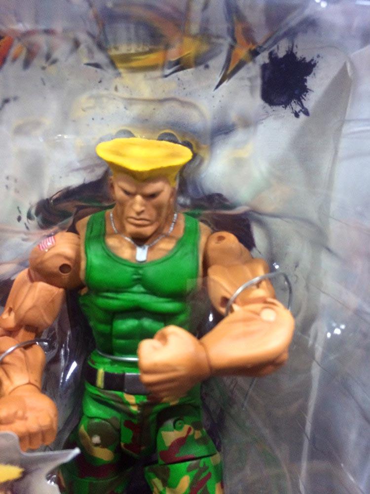 Street Fighter IV Action Figures 18cm 16