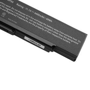Image 5 - Golooloo Mới Laptop Cho Sony VGP BPS10 VGP BPS9 VGP BPL9 VGP BPL9C VGP BPS9A/B VGP BPS9/B VGP BPS9/S VGN AR41E VGN AR49G