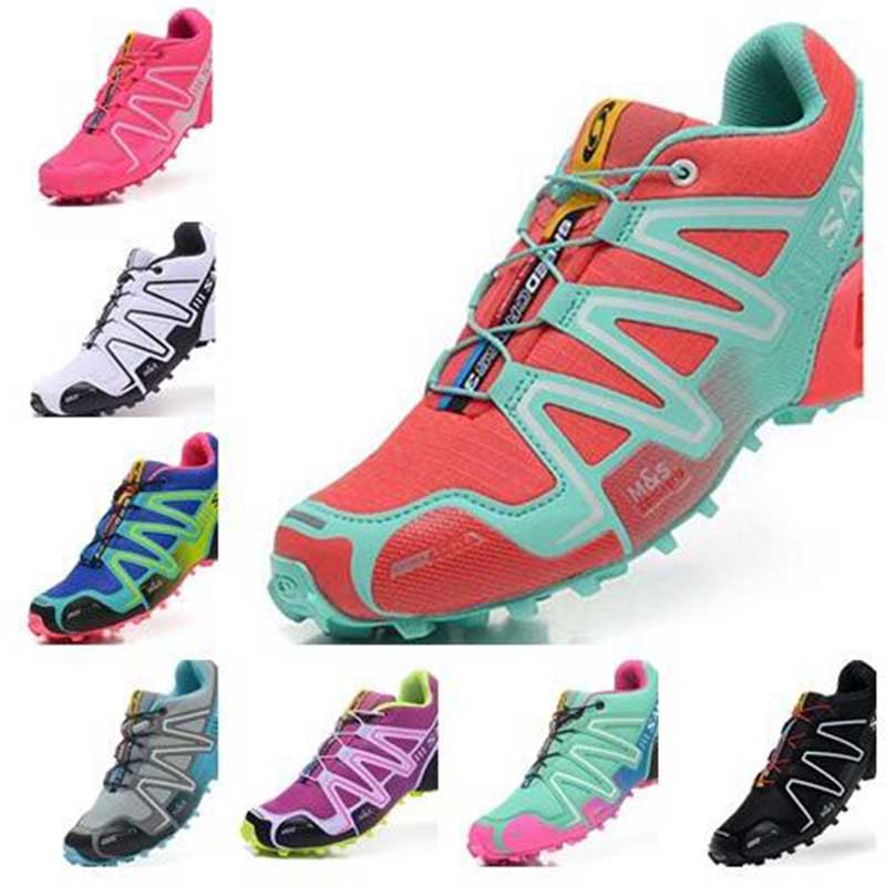 2020 New Breathable Boots Sports Woman Athletics Female Jogging Walking Shoes Running Outdoor Sneakers Speedcros Original 36 41|Women's Vulcanize Shoes| - AliExpress