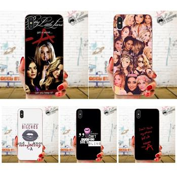 Girls Little Liars Spencer Hannah For Galaxy Grand A3 A5 A7 A8 A9 A9S On5 On7 Plus Pro Star 2015 2016 2017 2018 Cell Case image