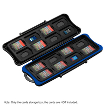32 in 1 Waterproof Box Memory Card Holder Game Card Case Box for Nintend o Switch for 16 SD Memory Cards and 16 Game Cards card o ender s game