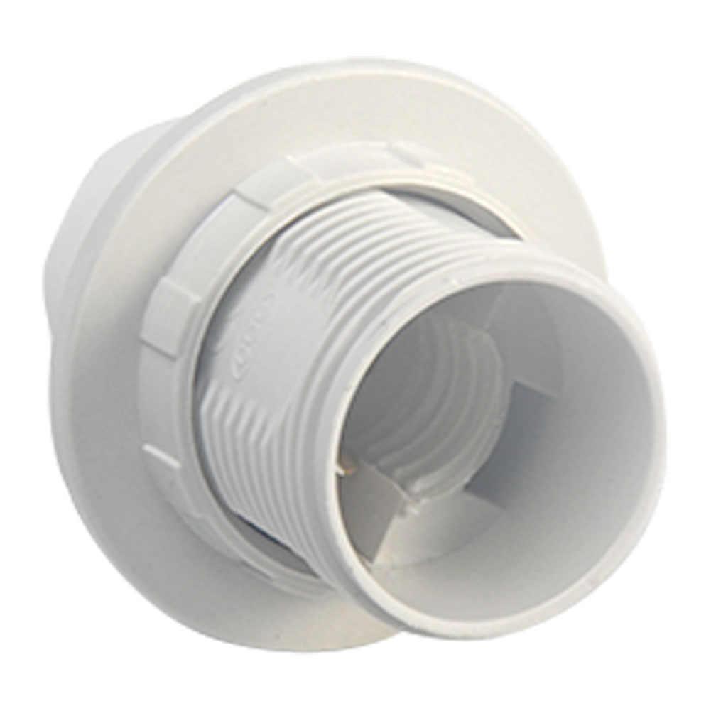 High Qaulity Small Edisons Screw SES Practical E14 Light Bulb Lamp Holder Pendant Socket Lampshade Ring