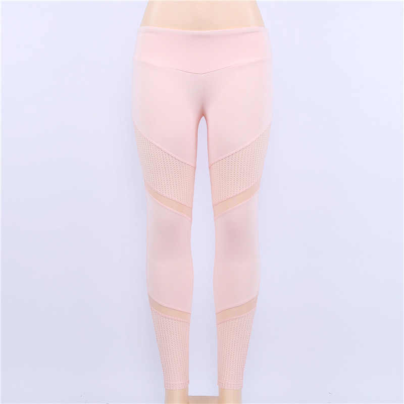 Siłownia odzież ubrania do ćwiczeń kobiety różowy joga zestaw kobiety odzież sportowa strój do fitnessu kobiece legginsy biustonosz sportowy Sport strój S L
