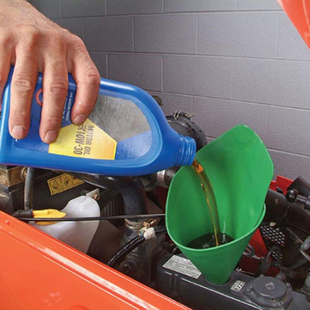 Flexible Draining Tool Funnel Oil Additive Motorcycle Farm Machine Funnel Auto Refueling Longer Funnel Gasoline Engine Liquid #M|Colanders & Strainers|   - AliExpress