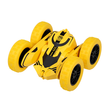 Car RC Crawler Double-Sided High-Speed Vehicle Rotating-Tumbling Flips High-Quality 360-Degree