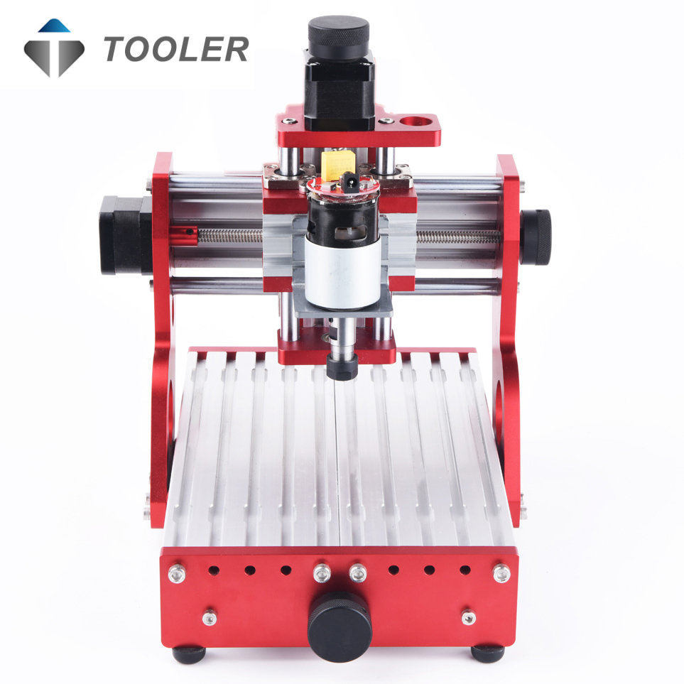 CNC MACHINE cnc 1419 metal engraving cutting machine aluminum copper wood pvc pcb Carving machine cnc router|Wood Routers| |  - title=