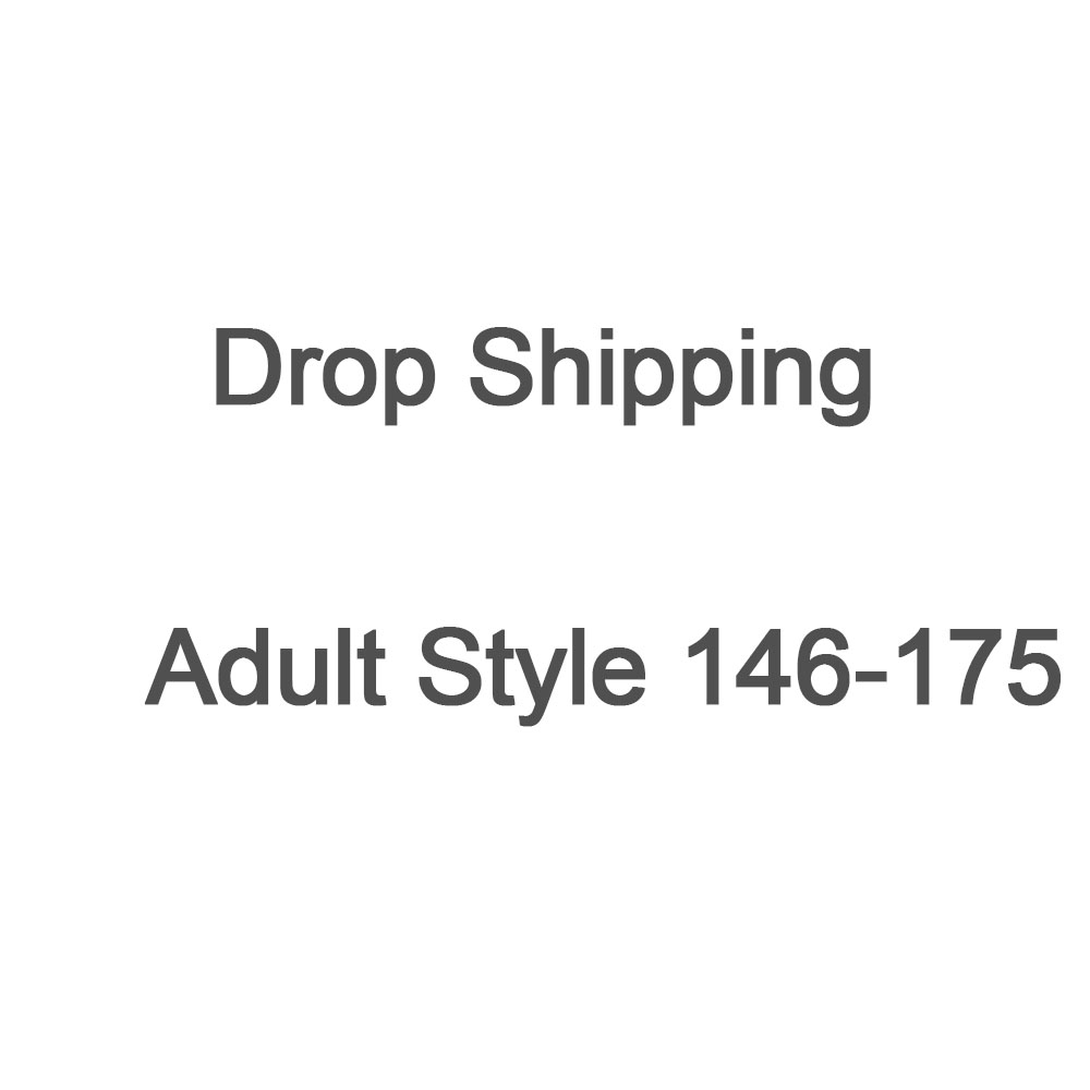US Drop Shipping LINK ADULT Style 146-151