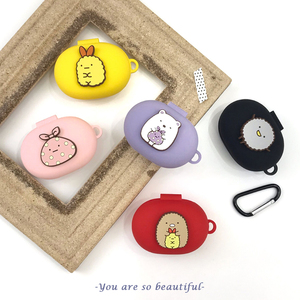 Bonita funda protectora de auriculares inalámbricos con Bluetooth, funda de Protección de silicona suave para Libratone TRACK Air +