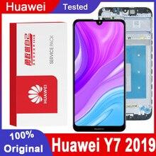 Original 6.26 ''Ersatz Für Huawei Y7 2019 LCD DUB-LX3 DUB-L23 DUB-LX1 Display Touchscreen Digitizer Montage Mobile Bildschirm