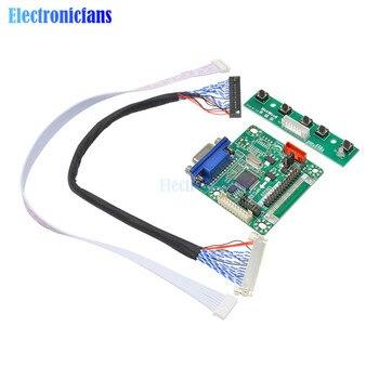 """Tablero controlador 6820-B Universal LVDS LCD Montor, pantalla de 5V, 10 """"-42"""", Laptor de ordenador, piezas de módulo MT6820B, Kit DIY"""