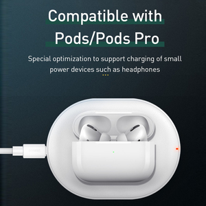 Image 4 - BASEUS 15W Qi Wireless ChargerสำหรับiPhone 11 Pro X XS MAX XR 8 PLUS Fast CHARGINGสำหรับAirpods pro Samsung S9 S10 S20 P20 P30 Pro