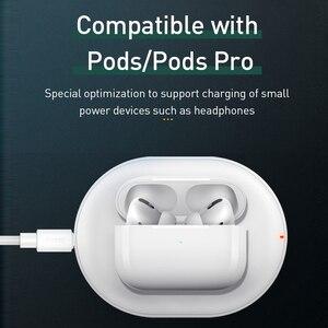 Image 4 - Baseus 15W Sạc Không Dây Qi cho iPhone 11 Pro X XS MAX XR 8 Plus Sạc Nhanh cho Tai Nghe Airpods pro Samsung S9 S10 S20 P20 P30 Pro