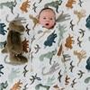 70% bamboo baby swaddle muślinowy kocyk dziecięcy jakość lepsza niż Aden Anais Baby wielozadaniowy bawełniany/bambusowy koc otulacz dla niemowląt