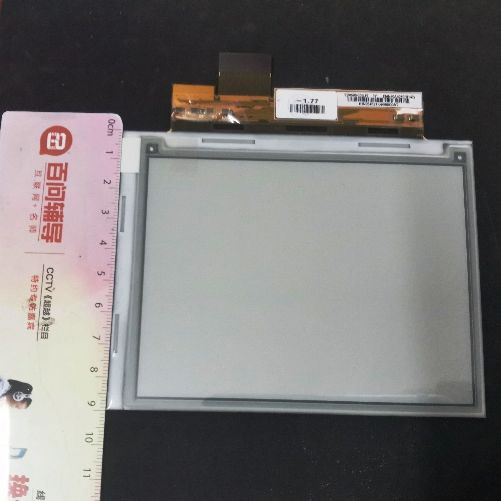 5 Inch E-ink LCD Screen Display For Kobo Mini N705  SCREEN For Bookeen Cybook Opus Ebook Reader For Treelogic Lecto 501