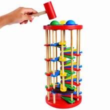 Деревянные детские игрушки декомпрессионная настольная игра