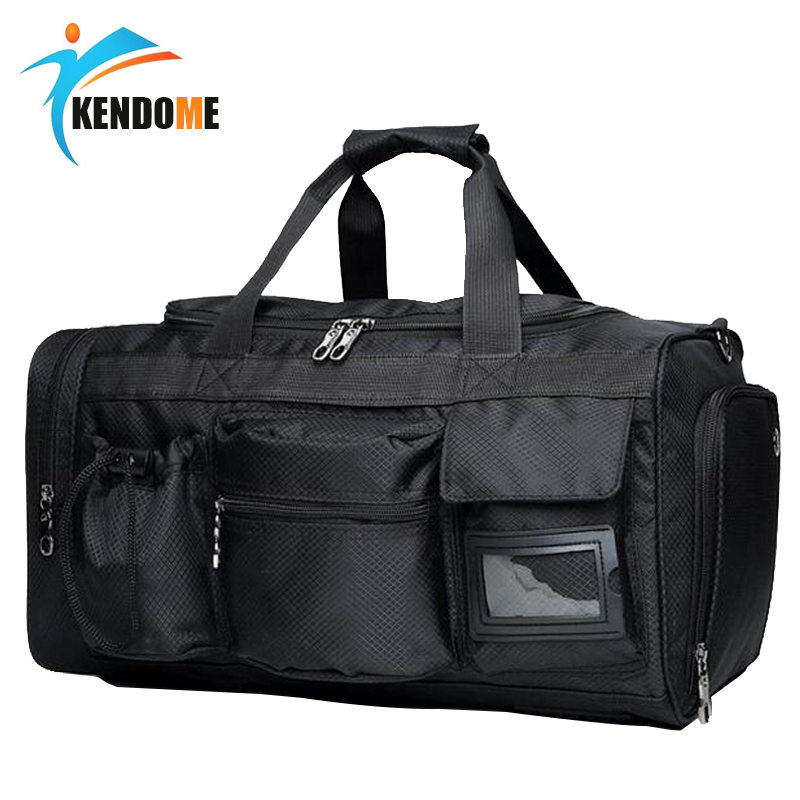 Hot Outdoor Sports Gym Bag Training Fitness Bags Men Women Fitness Bags Durable Multifunction Travel Handbags For Male