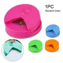 Rounder Paper-Punch Photo-Cutter R4-Corner Card Craft Scrapbook Office 4mm Diy-Tool Kids-Gadgets
