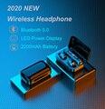 003 Wireless Earphones Bluetooth Headset Earphone Sport Smart Earbuds TWS Stereo Noise Cancellation Reduction Earbud