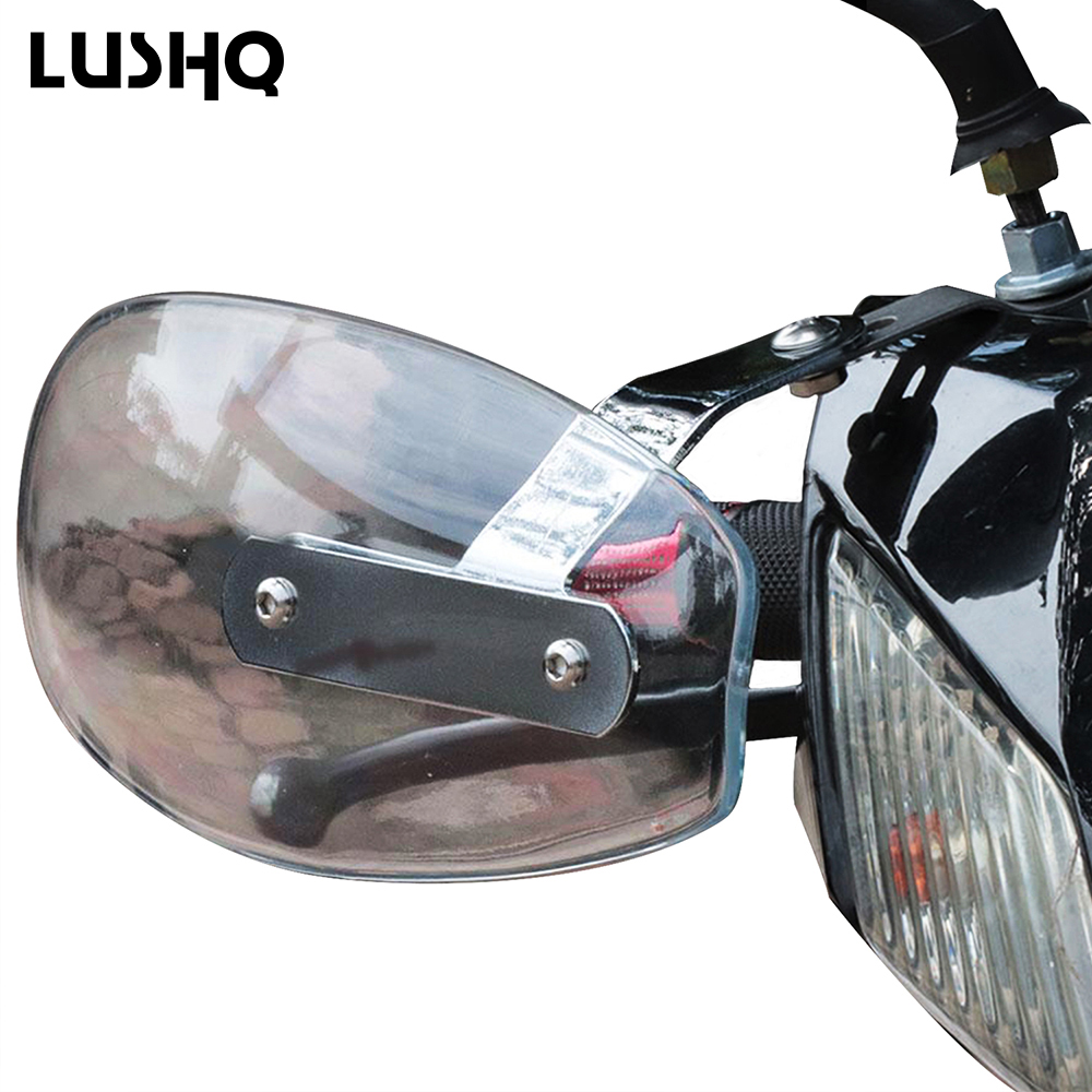 Universial Motorcycle Handguards Windshield Hand guard For YAMAHA XV YAMAHA XMAX 300 YAMAHA VMAX XMAX 125 bajaj ns 200 pulsar image