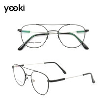 Men Prescription Eyeglasses Corrective Dioptric Glasses Titanium Optical Eye Frame Multifocal Progressive Glasses EJ025-544(China)