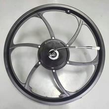 Мотор-колесо для электроскутера, 20 дюймов, 24 В, 36 В, 48 В, 500 Вт